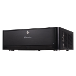 Silverstone GD06B Desktop Black