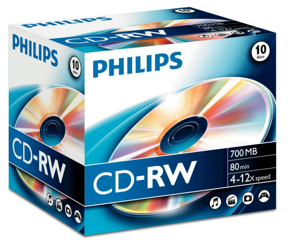 Philips CD-RW CW7D2NJ10