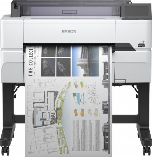 Epson SureColor SC-T3400 large format printer Colour 2400 x 1200 DPI Inkjet A1 (594 x 841 mm) Ethernet LAN Wi-Fi