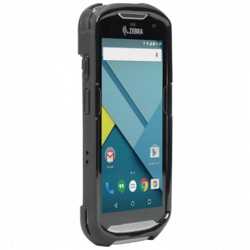 "Mobilis 052006 mobile phone case 12.7 cm (5"") Shell case Black"