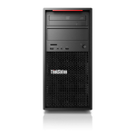 Lenovo ThinkStation P520c Intel Xeon W W-2235 16 GB DDR4-SDRAM 512 GB SSD Tower Black Workstation Windows 10 Pro for Workstations