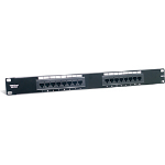 Trendnet 16-port Cat6 Unshielded Patch Panel