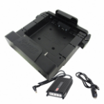"Gamber-Johnson 7170-0530 10"" Black tablet security enclosure"