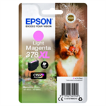 Epson C13T37964010 (378XL) Ink cartridge bright magenta, 830 pages, 10ml