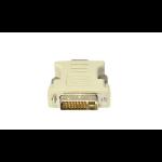 AddOn Networks DVII2VGAW cable gender changer DVI-I VGA White
