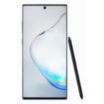 "Samsung Galaxy Note10 4G 16 cm (6.3"") Dual SIM USB Type-C 8 GB 256 GB 3500 mAh Black Refurbished N10256GBABLKNORTRAVATDS"