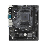 Asrock A520M-HDVP/DASH motherboard Socket AM4 micro ATX AMD A520