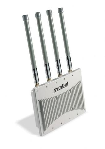 Zebra Dual Band Panel Antenna