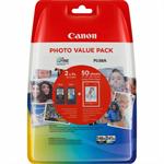 Canon 5222B013 (PG-540 CL 541) Printhead multi pack, 8ml, Pack qty 2