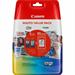 Canon 5222B013 (540XL/541XL) Printhead multi pack, 21ml + 15ml, Pack qty 2