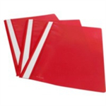 Esselte Report File Red Polypropylene (PP) Red report cover