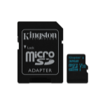 Kingston Technology Canvas Go! Flash Speicher 32 GB MicroSDHC Klasse 10 UHS-I