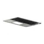 HP L41041-031 notebook spare part Housing base + keyboard