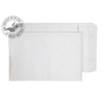 Blake Purely Packaging Envolite White Padded Bubble Pocket Peel and Seal 220x150mm (Pk 100)