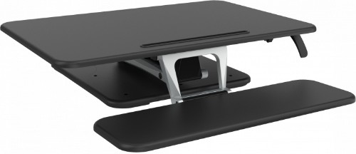 Vision VSS-2S desktop sit-stand workplace
