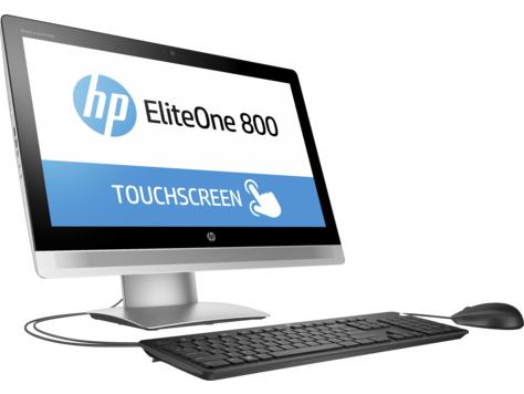 "HP EliteOne 800 G2 3.2GHz i5-6500 23"" 1920 x 1080pixels Black,Silver"