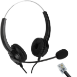 EDIS EC147 headphones/headset Head-band Black