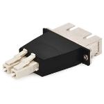AddOn Networks ADD-ADPT-LCFSCF-MD fibre optic adapter LC/SC Black, Gray 1 pc(s)