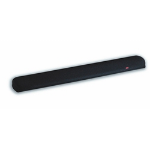 3M 70071081056 Gel Black wrist rest