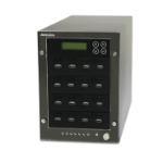 Addonics UDFH15 USB flash drive/USB hard drive duplicator Black media duplicator