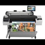 HP Designjet SD Pro Ethernet LAN Colour 2400 x 1200DPI Thermal inkjet 1118 x 1676 large format printer