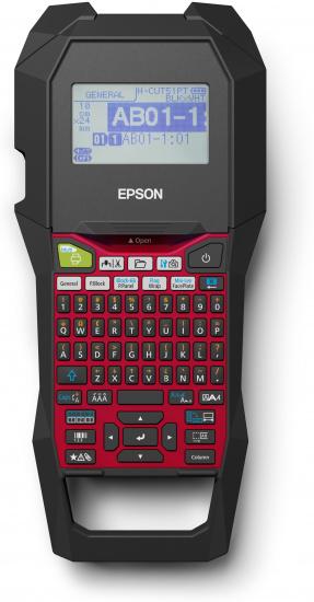 Epson LabelWorks LW-Z700FK impresora de etiquetas Transferencia térmica 180 x 180 DPI QWERTY