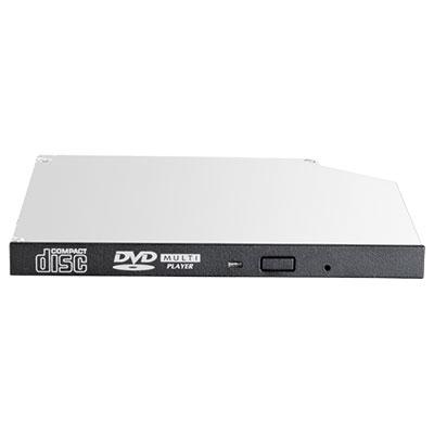 Hewlett Packard Enterprise 726536-B21 optical disc drive Internal Black DVD-ROM