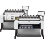 HP Designjet T2600dr large format printer Thermal inkjet Color 2400 x 1200 DPI A0 (841 x 1189 mm) Ethernet LAN