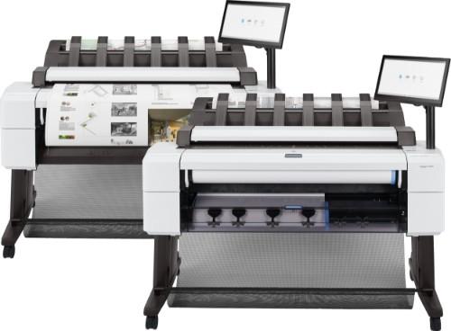 HP Designjet T2600dr large format printer Thermal inkjet Colour 2400 x 1200 DPI Ethernet LAN