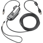 POLY 92355-12 headphone/headset accessory USB adapter