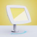 "Bouncepad Swivel 60 tablet security enclosure 24.6 cm (9.7"") White"