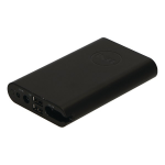 2-Power ALT22020A power bank Black Polymer 12000 mAh