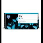 HP P2V80A (746) Ink cartridge cyan, 300ml