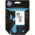 HP 23 Original Cyan, Magenta, Yellow 1 pc(s)