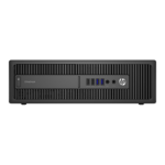 HP EliteDesk 800 G2 3.2GHz i5-6500 SFF Black Mini PC