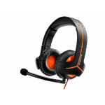 Thrustmaster Y350 CPX 7.1 Binaural Head-band Black, Orange headset