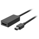 Microsoft Mini DisplayPort/HDMI Black