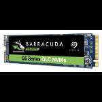 Seagate BarraCuda Q5 2TB M.2 2000 GB PCI Express 3.0 QLC 3D NAND NVMe