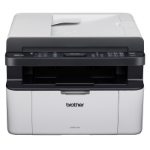 Brother MFC-1900 Laser A4 Negro, Color blanco multifuncional