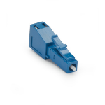 Black Box M/F LC, UPC, 5dB fiber optic adapter 1 pc(s) Blue