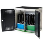 lockncharge iQ 10 Desktop & wall mounted Black, White