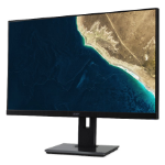 "Acer B7 B247Wbmiprzx LED display 61 cm (24"") WUXGA Flat Black"
