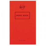 Silvine 158x99mm Memo Book Ruled 72 Pages (Pack 24)