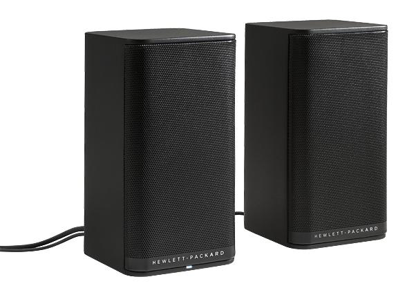 HP 2.0 Black S5000 Speaker System