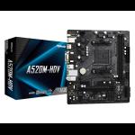 Asrock A520M-HDV Socket AM4 micro ATX