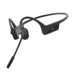 Aftershokz OpenComm Headset Ear-hook, Neck-band USB Type-C Bluetooth Grey