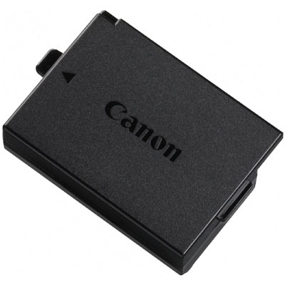 Canon DR-E10 power adapter/inverter Indoor Black
