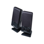 Edifier M1250P Multimedia speaker 1.2W Black loudspeaker