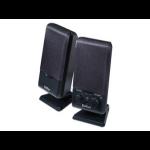 Edifier M1250P Multimedia speaker 1.2W Black loudspeaker
