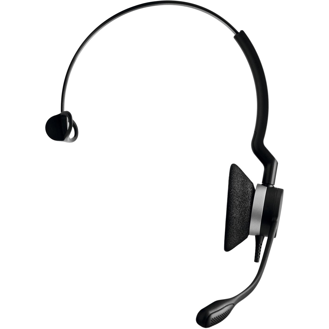 Jabra 2300 Monaural Head-band Black